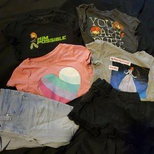 Bundle of 5T kids clothes